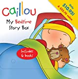 Caillou: My Bedtime Story Box (Clubhouse series)