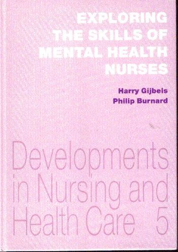 Image for Exploring the Skills of Mental Health Nurses