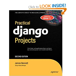 Practical Django Projects 2nd Edition (Expert's Voice in Web Development)