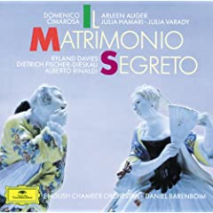 Cimarosa: Il matrimonio segreto (3 CDs)