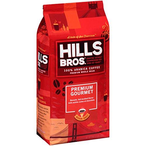 hills-bros-coffee-premium-gourmet-whole-bean-coffee-32-ounce