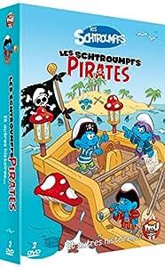 Les Schtroumpfs - Les Schtroumpfs pirates et autres histoires...