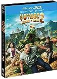 echange, troc Voyage au centre de la Terre 2 : l'île mystérieuse - Combo Blu-ray + Blu-ray 3D  [Blu-ray]