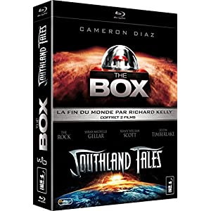Coffret Blu-Ray The Box / Southland Tales [Blu-ray]