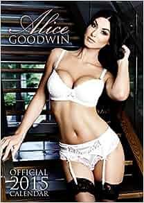 Alice Goodwin 2015 Calendar: Amazon.co.uk: www.calendargirlsuk.com ...