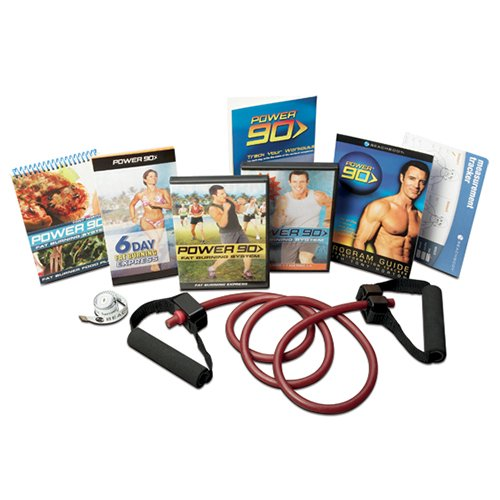 Why Choose The POWER 90: Tony Horton's Total Body Transformation 90 Day Boot Camp Workout DVDs