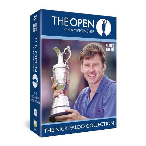 The Open Nick Faldo Collection [DVD]