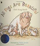 All Pigs Are Beautiful (Nature Storybooks) Book and CD set Dick King-Smith