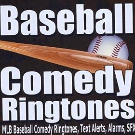 Seventh Inning Stretch Baseball Ringtone, Alarm, Text alert