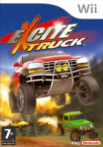Excite Truck - Nintendo Wii (Wi Gaming System compare prices)