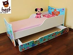 Best for kids letto per bambini 70x160 con cassetto 30 disegni gratis prima infanzia - Letto per bambini 160 80 ...