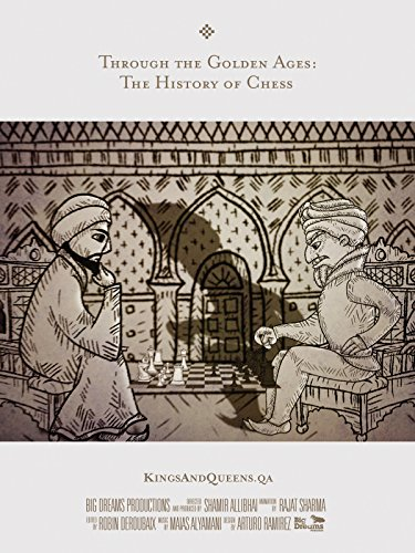Through the Golden Ages: the History of Chess (Hindi)