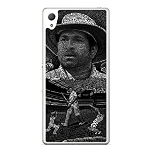 a AND b Designer Printed Mobile Back Cover / Back Case For Sony Xperia Z4 (SON_Z4_966)