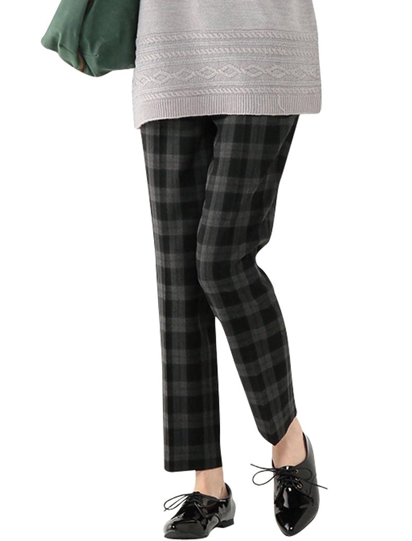 Amazon.co.jp: (デコイ)DECOY 2WAYストレッチチェック柄パンツ: Amazonファッション通販