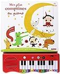 Mes jolies comptines au piano (nouvel...