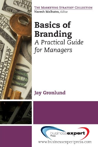 Basics of Branding: A Practical Guide for Managers (Most Business Managers Really Don't Understand 'Branding'. T)