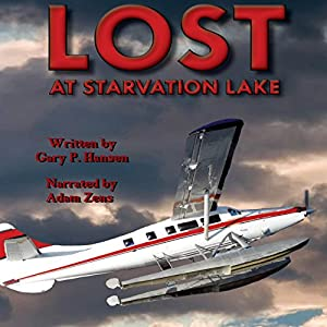 Lost at Starvation Lake Audiobook