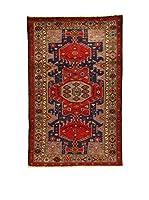 Kilim Carpets by Jalal Alfombra (Rojo/Azul)