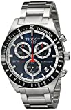 Tissot Men's T0444172104100 PRS516 Blue Chronograph Dial Watch