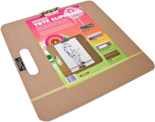 Museum 18-Inch by 18-Inch Clipboard