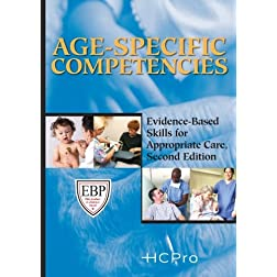 Age-Specific Competencies, Second Edition