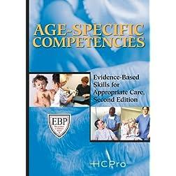 Age-Specific Competencies, Second Edition