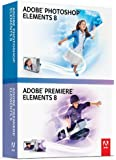 Adobe Photoshop & Premiere Elements 8 [OLD VERSION]