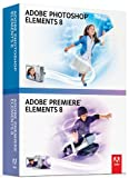 Adobe Photoshop & Premiere Elements 8 [OLD VERSION]