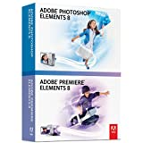 Adobe Photoshop & Premiere Elements 8 [OLD VERSION]by Adobe