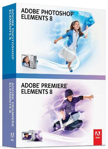 Adobe Photoshop & Premiere Elements 8