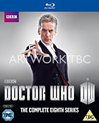Doctor Who - The Complete Series 8 [Blu-ray] [Region Free]