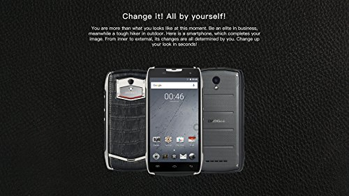 Doogee-T5-Lite-4G-Smartphone-Businessport-tlphone-IP67-avec-double-style-8MP-2-Go-de-RAM-16-Go-impermable–la-poussire-Crocodile-Texture-batterie-4500mA-charge-rapide