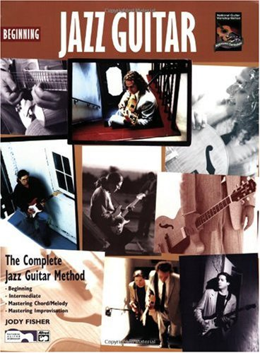 Beginning Jazz Guitar (Book & DVD)