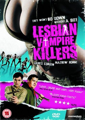 Lesbian Vampire Killers [DVD] [2009]