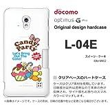 docomo Optimus G Pro L-04E ケース Optimus G Pro L-04E カバー ケース・ジャケット【スイーツ・ケーキ/l04e-M402】