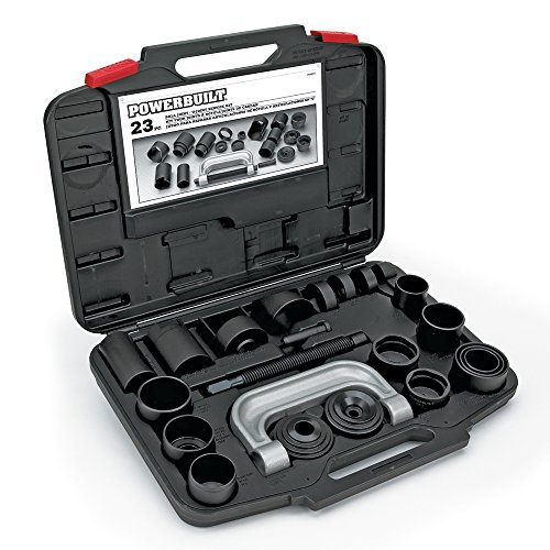 Alltrade 648617 Kit #46 Master Ball Joint / U-Joint Service Tool Set - 23 Piece (Press Kit compare prices)