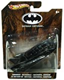 Mattel Armored Batmobile Batman Returns Hot Wheels Vehicle