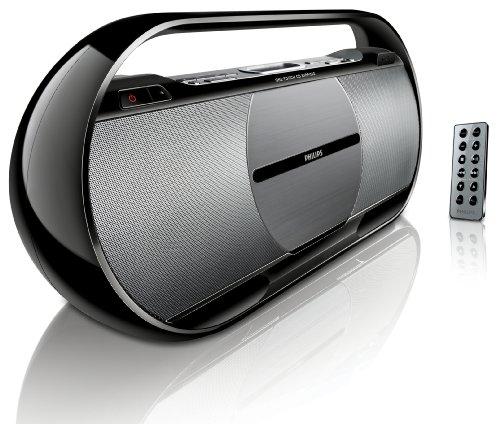 tragbarer cd player mit usb