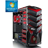 ONE Silent High-End Gaming-PC Haswell-Refresh Core i7-4790K, 4x 4.00 GHz (Quadcore) | Wasserkühlung | 16 GB DDR3-RAM | 2000 GB HDD | Mainboard ASRock Z97 Pro3 | Cardreader | BLU-RAY Player | 3072 AMD Radeon R9 280X, DVI, HDMI, 2x mini-DisplayPort | GigaBit-LAN, HDMI, DVI | USB 3.0 | Windows 7 Professional 64-Bit