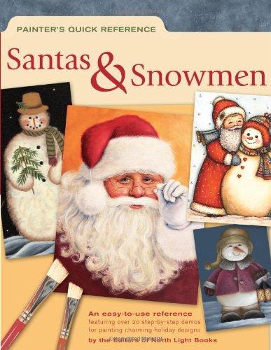 Painter's Quick Reference - Santas & Snowmen PDF