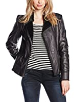 Guess Chaqueta Olive (Negro)
