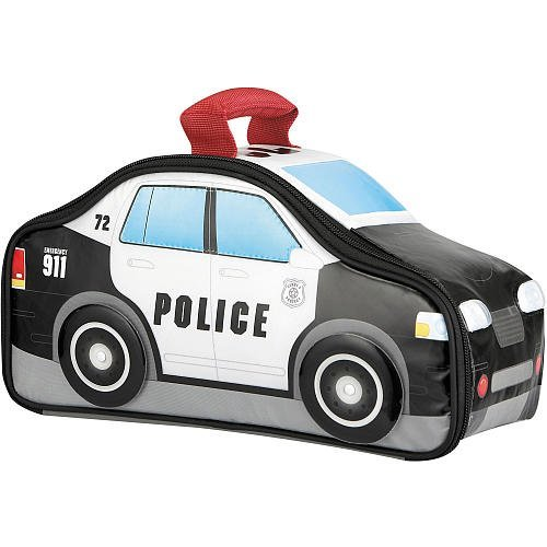 Thermos Police Car Lunch Kit front-914205