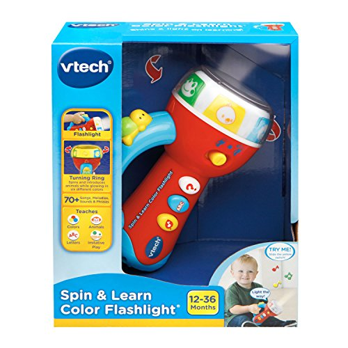 Amazon.com: Customer reviews: VTech Spin and Learn Color ...