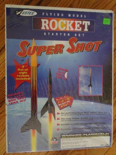 Estes Rocket Starter Kit, Super Shot