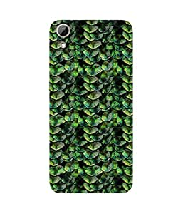 Green Buzz HTC Desire 626 Case