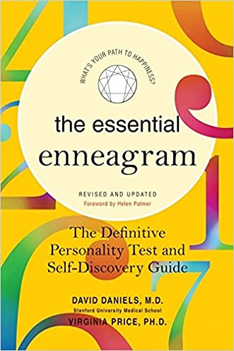 Essential Enneagram: The Definitive Personality Test and Self-Discovery Guide -- Revised & Updated written by David Daniels