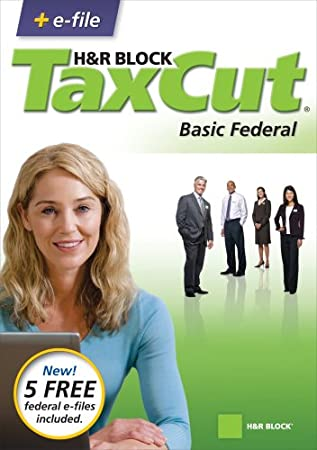 TaxCut 2008 Basic+efile (Old Version) [DOWNLOAD]