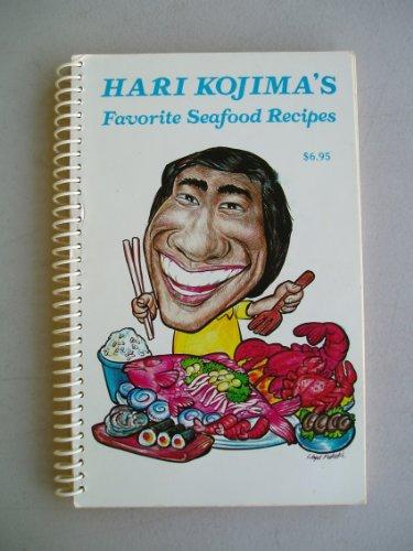 Hari Kojima's Favorite Seafood Recipes by Hari Kojima