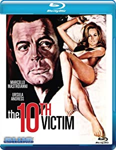 10th Victim [Blu-ray]