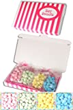 Gift Sweets - Bonbons - 125g Strawberry Bon Bons, 125g Apple Bon Bons, 125g Lemon Bon Bons & 125g Sour Blue Raspberry Bon Bons